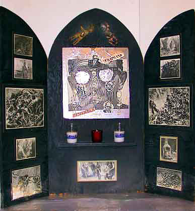 Image result for triptych assemblage